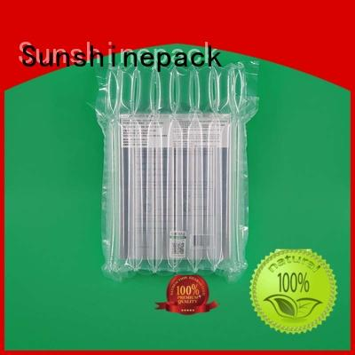 air pouch packaging delivery shape air column bag Sunshinepack Brand
