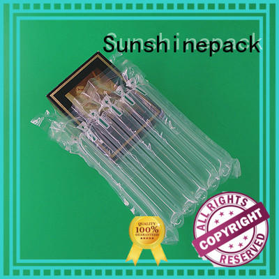 Sunshinepack factory-price air column packaging top brand for goods