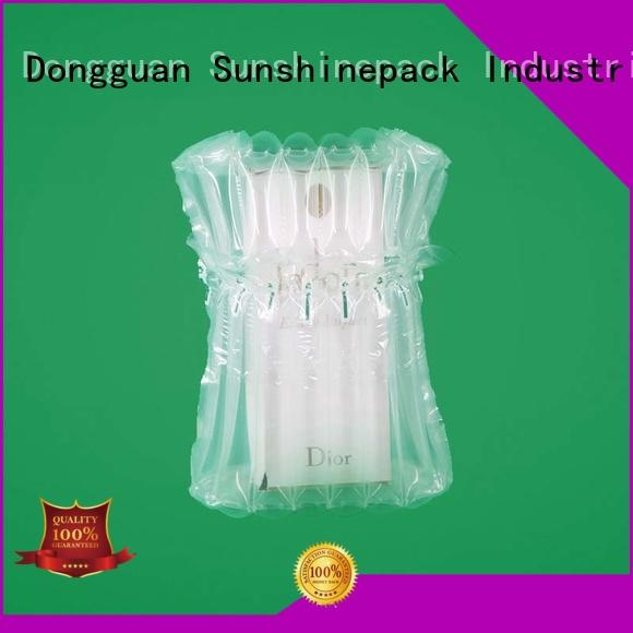 Sunshinepack ODM air pack packaging company for package