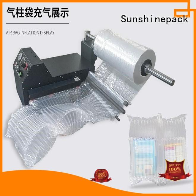 Sunshinepack latest portable inflator Supply for wrap