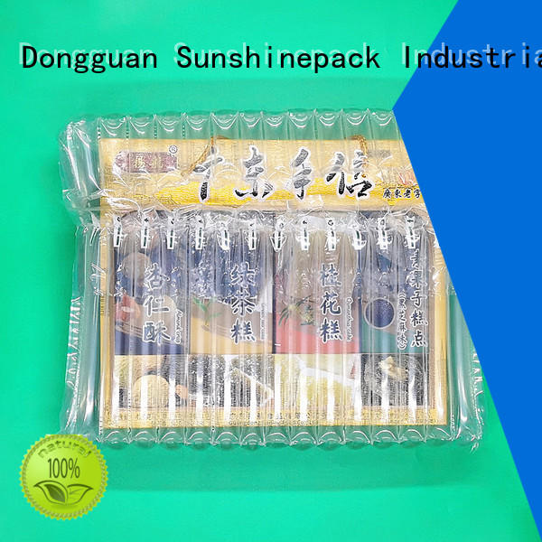 Sunshinepack free sample air bag gas Suppliers for packing