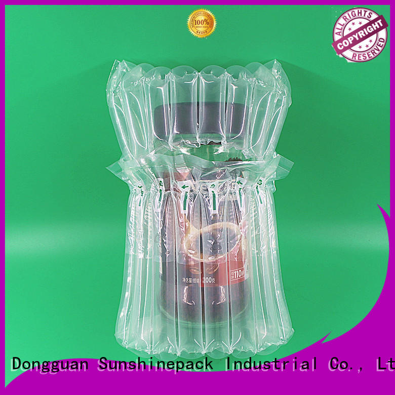 Sunshinepack New air filled plastic bags packaging manufacturers for packing