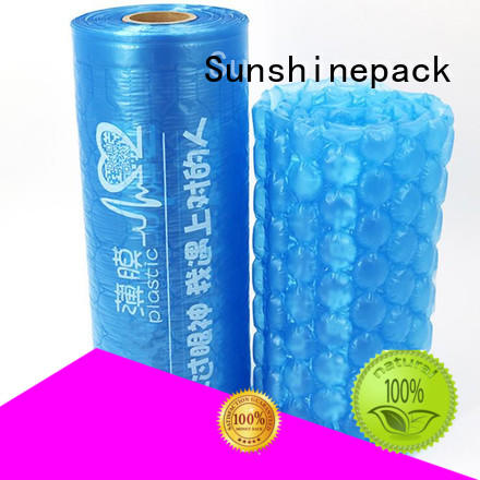 most popular shipping pillows air pillow packing for transportation Sunshinepack
