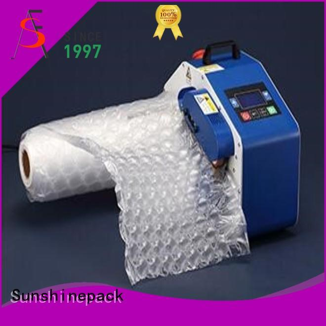 Sunshinepack factory price air inflator factory for packing
