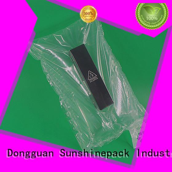 Sunshinepack Custom film cushions Supply for transportation