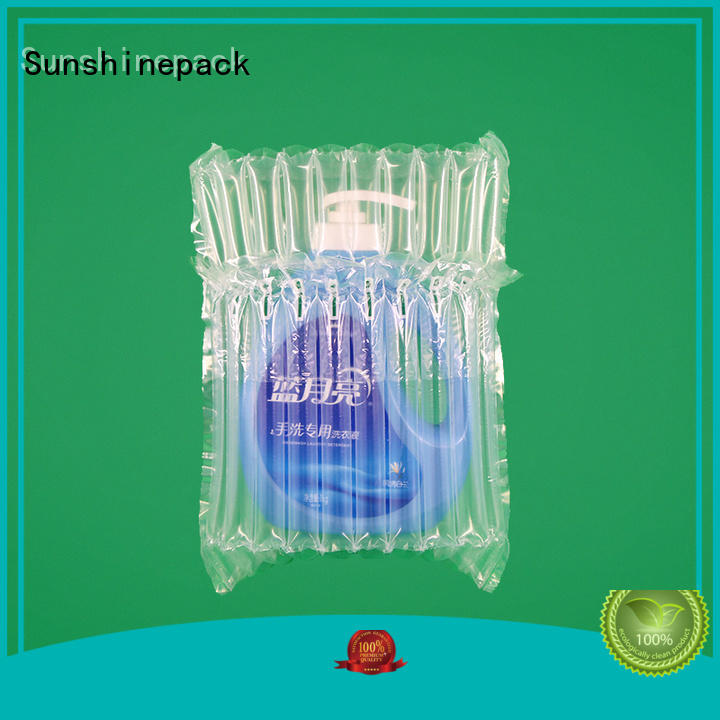 Sunshinepack free sample poly rice bags Suppliers for goods