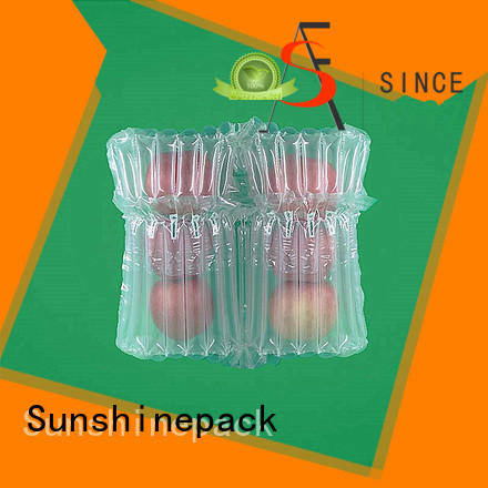 Sunshinepack Top airbags for container stuffing Suppliers for delivery