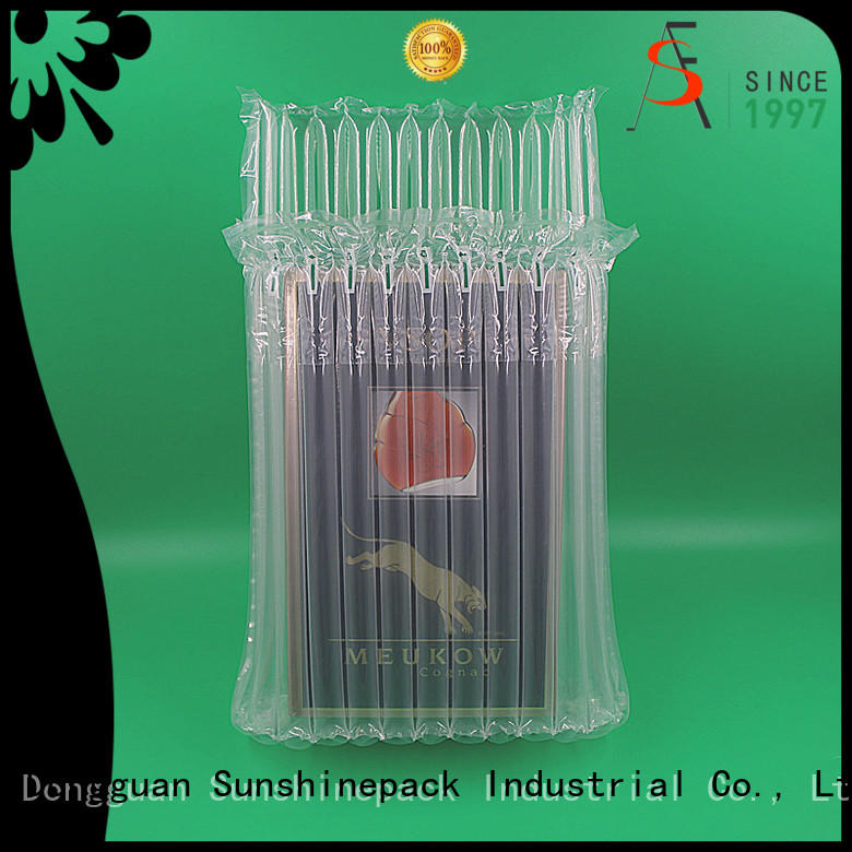 Sunshinepack at discount packing material air bags company for transportation
