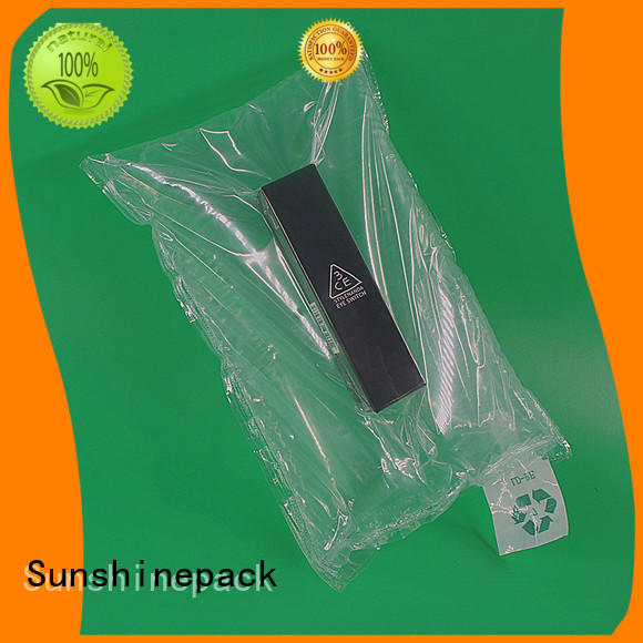 factory-price air pouches for packing for wholesale for delivery Sunshinepack