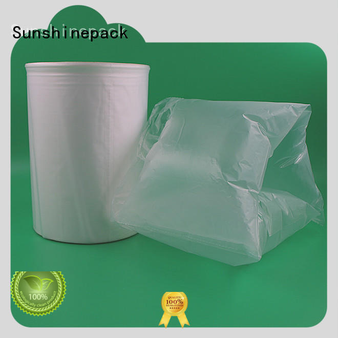 Sunshinepack most popular air cushion wrap factory for boots