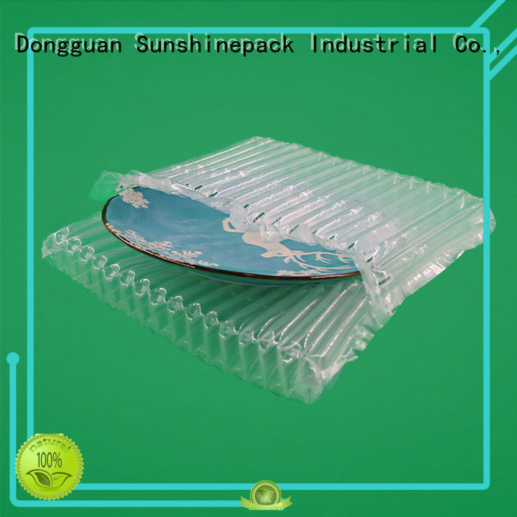 Sunshinepack Wholesale bladder packaging company for delivery