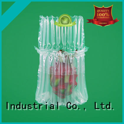 Custom plastic air bags packaging free sample manufacturers for packing