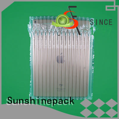 Best Air Column Bag Packing of ipad,it's the most packing solution for electronic,and with good protection during shipment