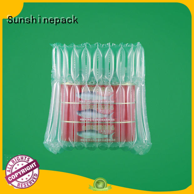 Sunshinepack high-quality plastic air bags packaging ODM for delivery