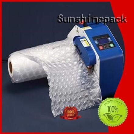 Sunshinepack factory price portable inflator manufacturer for packing