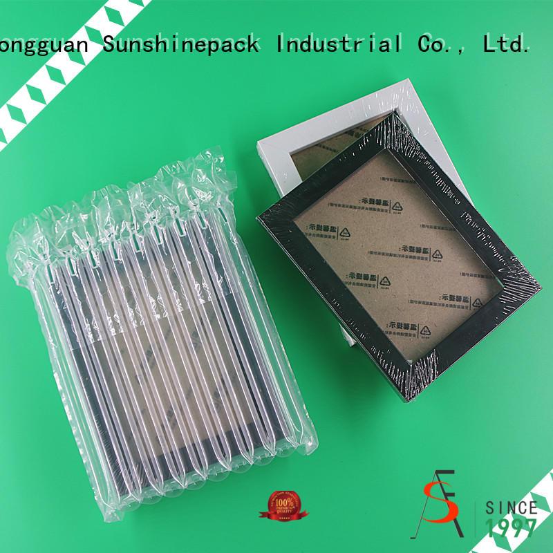 Sunshinepack hot column air packaging OEM for goods
