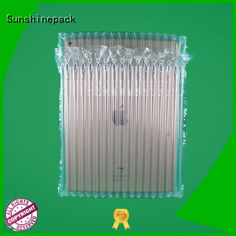 Sunshinepack hot air filled bags packaging OEM for package