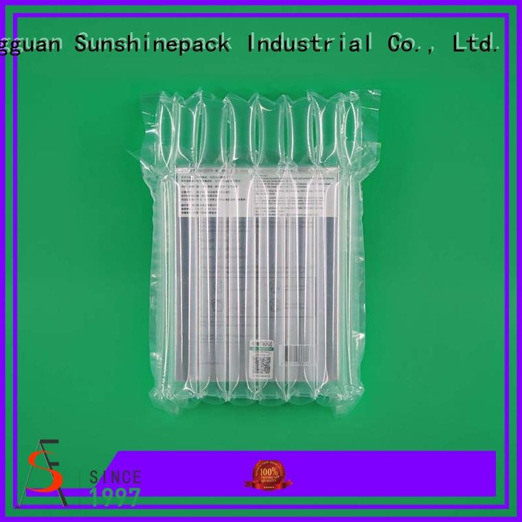 Sunshinepack high-quality air packs for shipping inquire now for package
