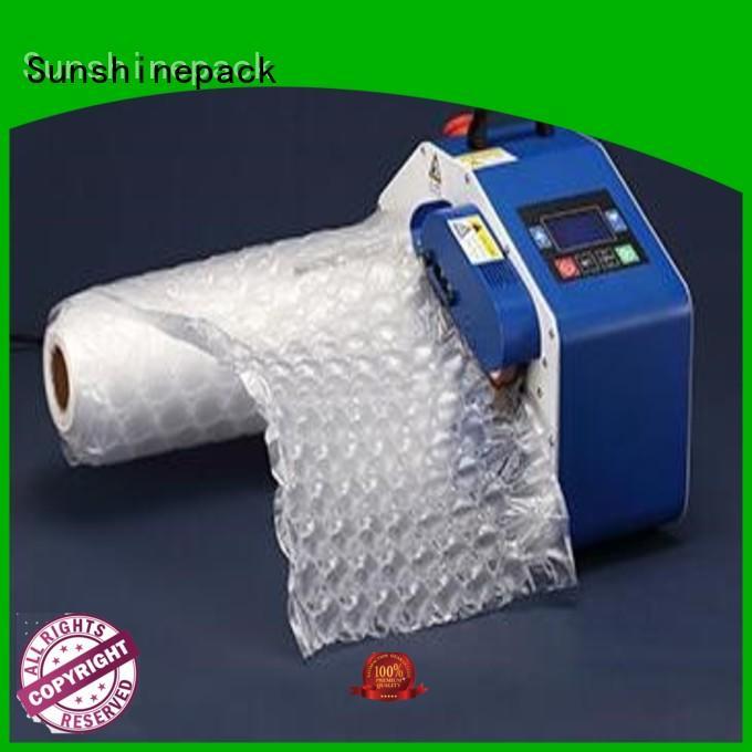 Sunshinepack latest portable inflator company for wrap