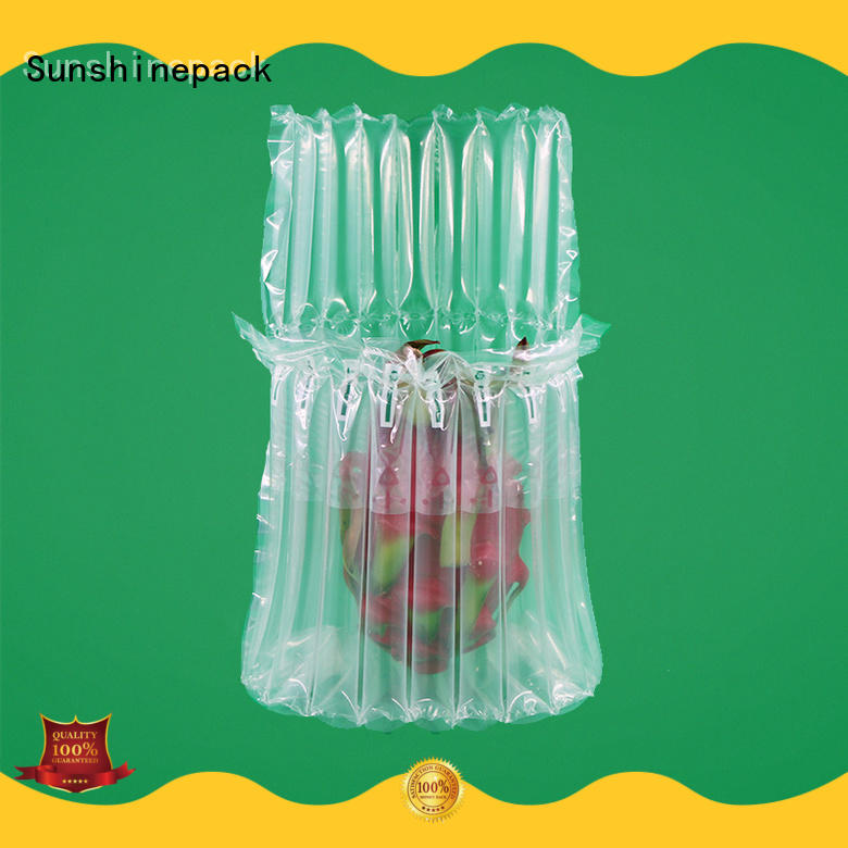 Sunshinepack factory-price air tube packaging for wholesale for delivery