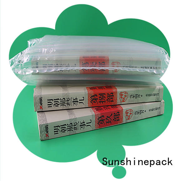Sunshinepack Wholesale air cushion packaging for business for packing