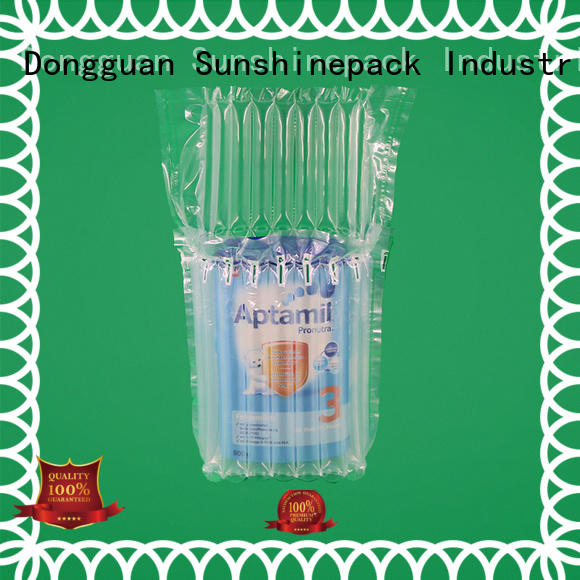 inflatable packaging bags ODM for package Sunshinepack