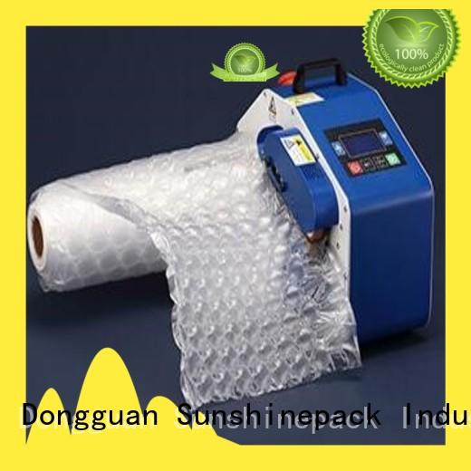Sunshinepack factory price airbag inflator Suppliers for package