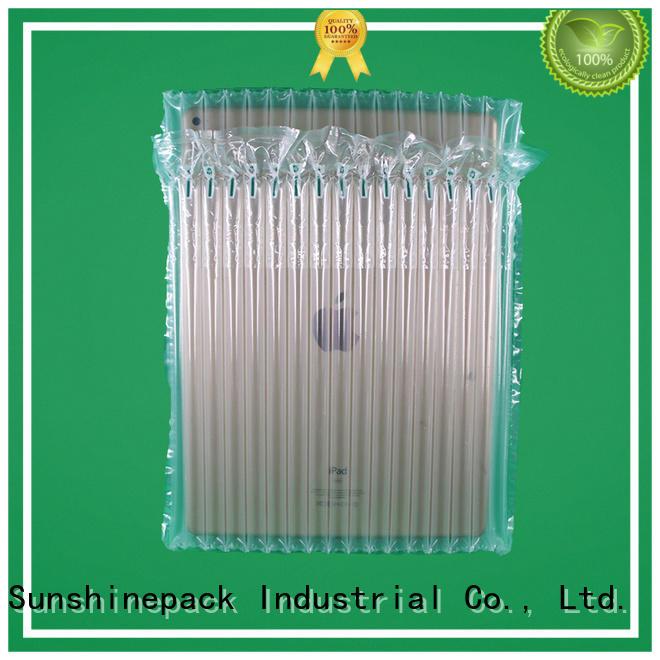 Sunshinepack Custom air cushion machine india company for goods