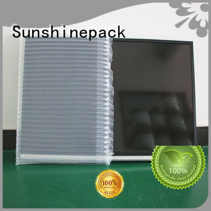 Custom gasbags at discount company for package