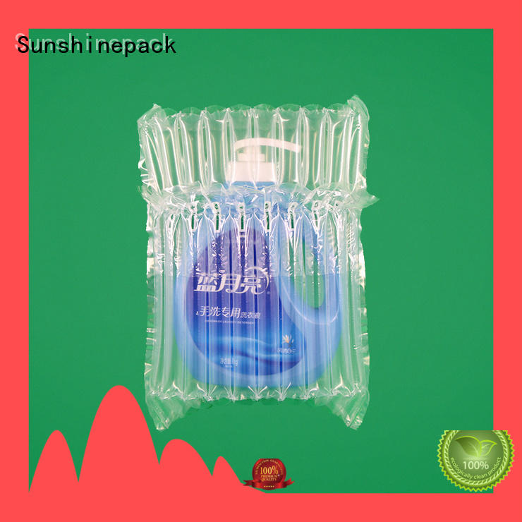 Sunshinepack New cushion packaging for business for packing