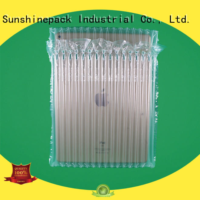 Sunshinepack Latest toner cartridge air bags Suppliers for transportation