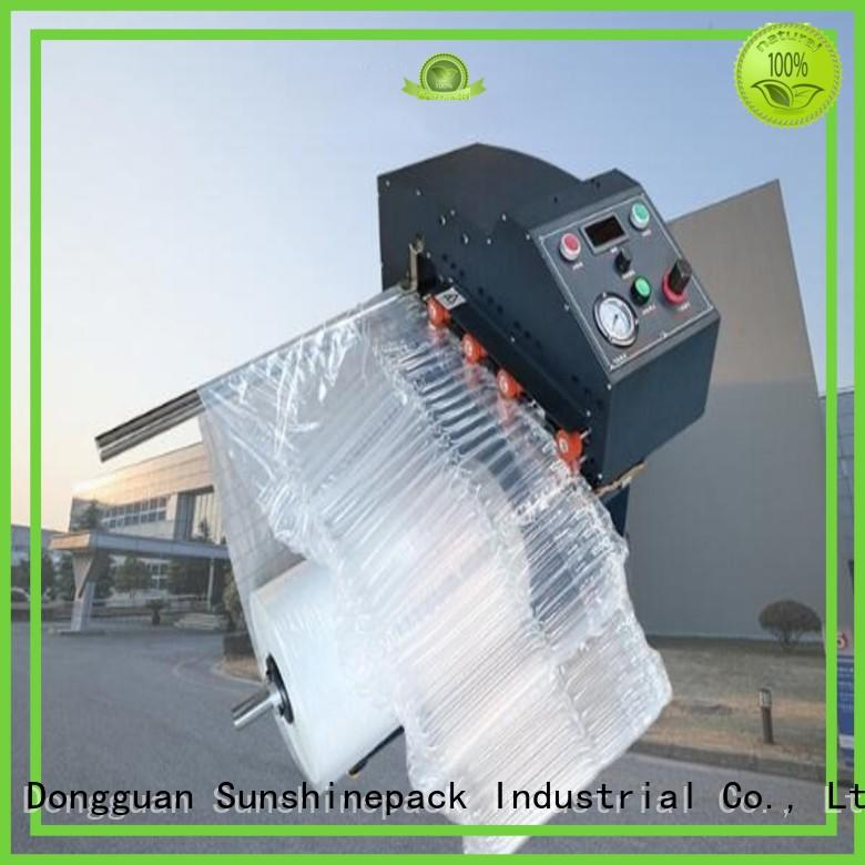 industrial auto inflator free sample for package Sunshinepack