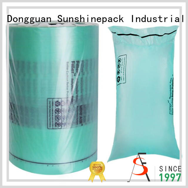 Sunshinepack Latest buy air pillow Suppliers for transportation
