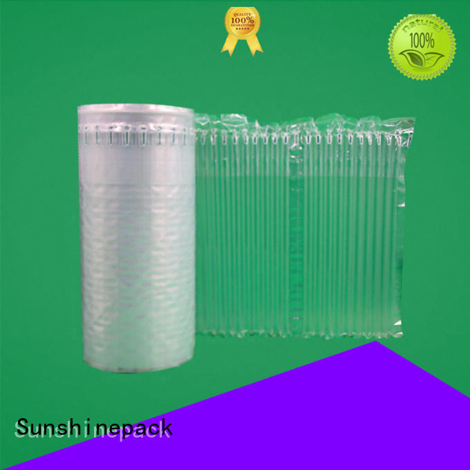 Sunshinepack reducing column air packaging company for shipping