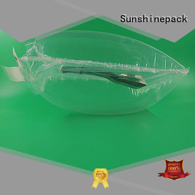 Bag-in-bag airbag package of Wrist Watch, best extrusion-proof and deformation-proof during shipment