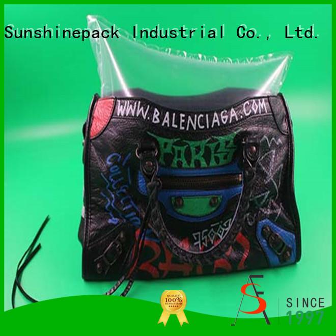 Sunshinepack Custom mini packer air bubble machine Suppliers for logistics