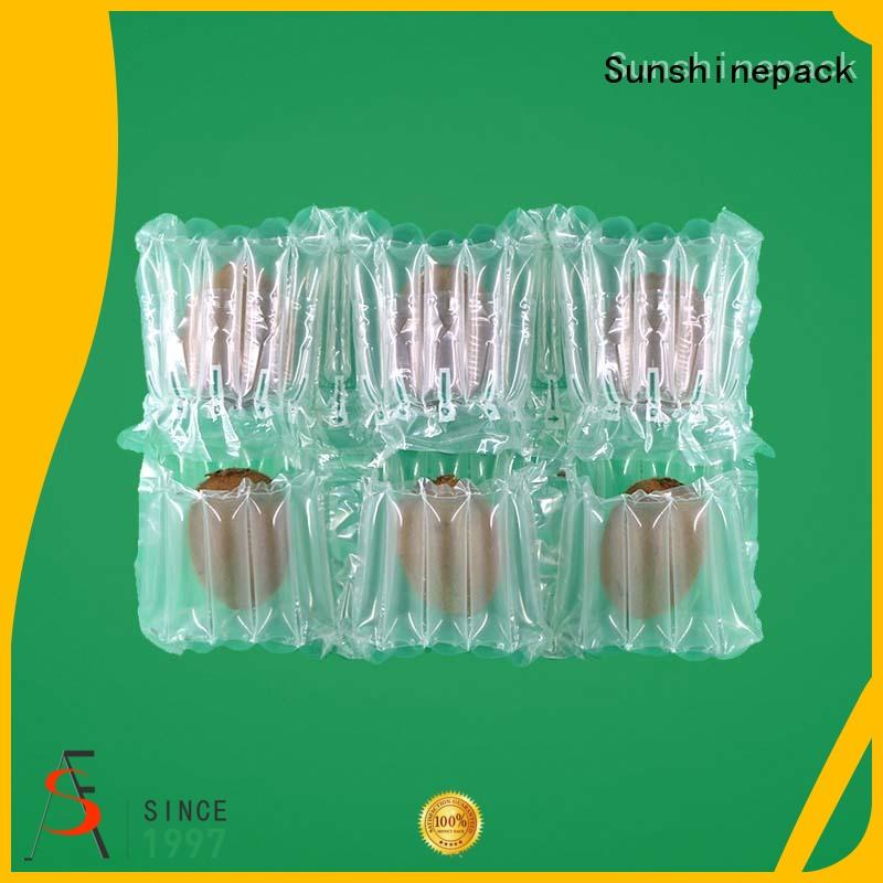 factory-price air filled bags packaging buy now for package Sunshinepack
