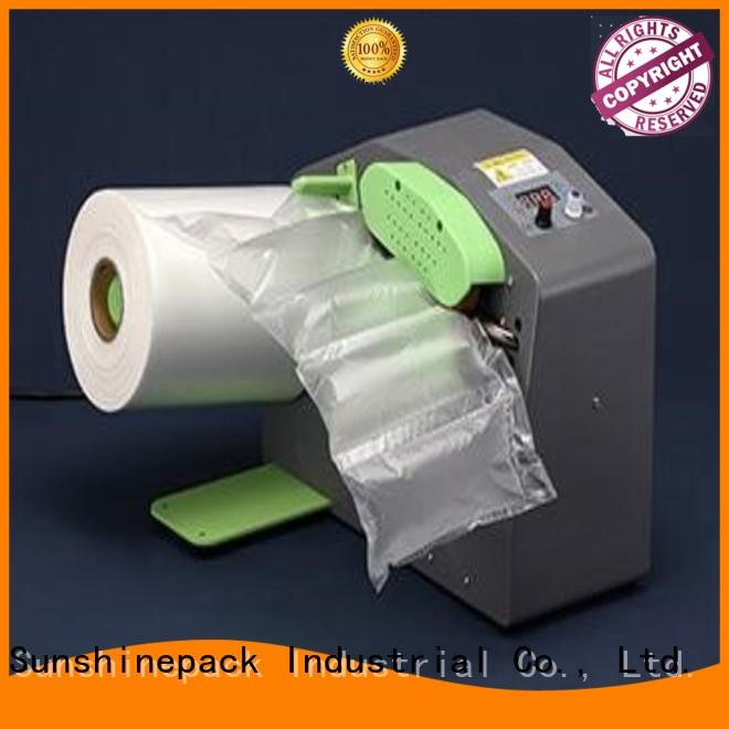 functional air filling machine for delivery