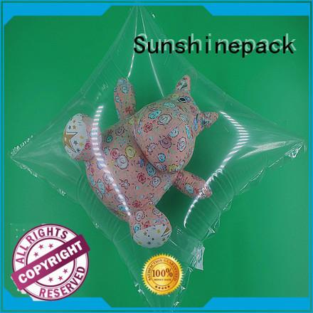 Sunshinepack logo pattern void fill solutions for business for transportation