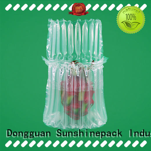 pillow bag packaging hot goods Sunshinepack