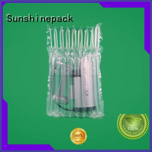 Sunshinepack favorable-price inflatable packaging air bags inquire goods