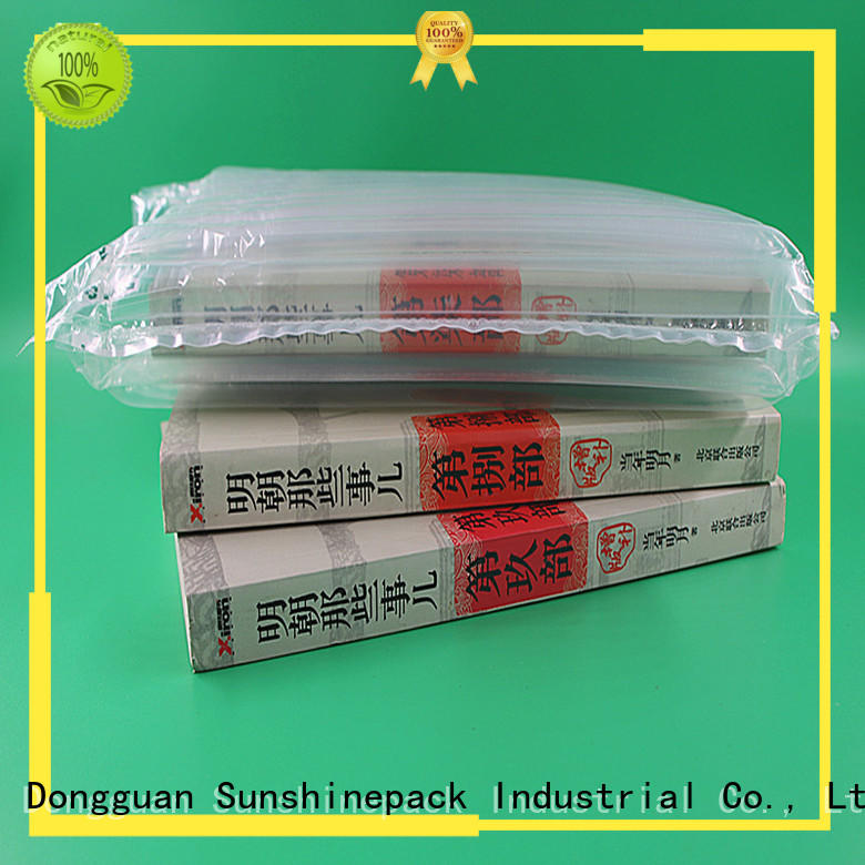 Sunshinepack New airbags for packaging factory for delivery