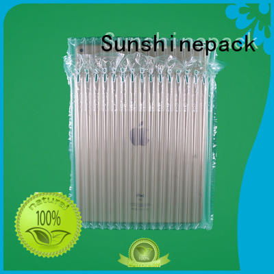 Sunshinepack top brand air filled bags for packaging Supply for packing