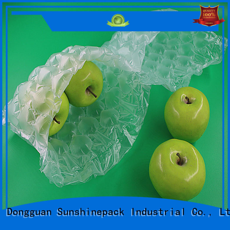 Sunshinepack printing loose fill packaging Suppliers for wrap