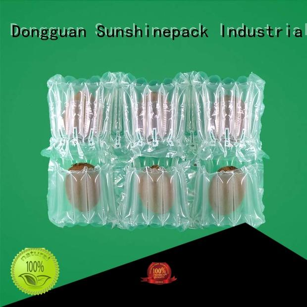 Sunshinepack free sample cushioning material for packaging Supply for delivery