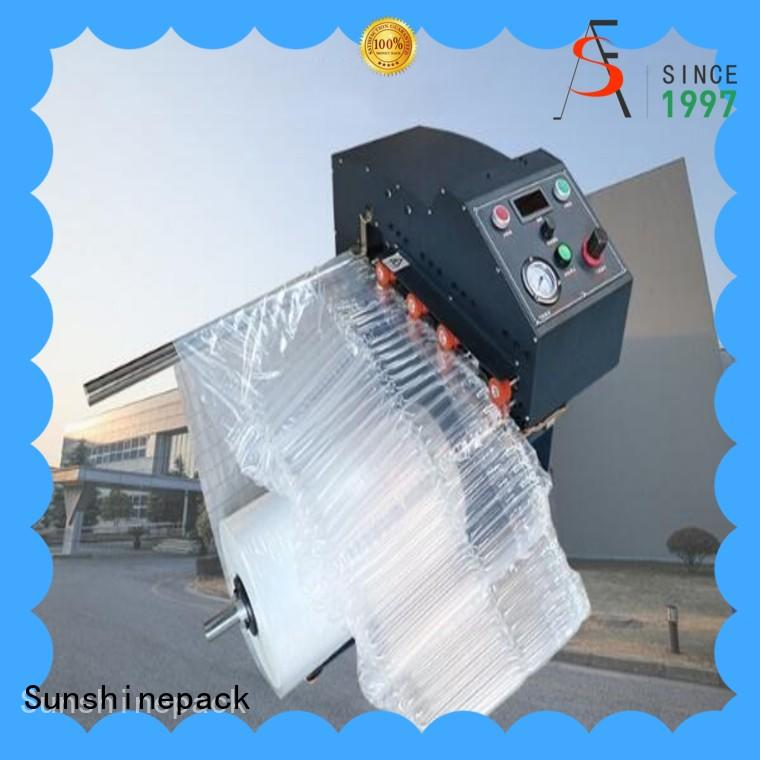 Sunshinepack Best inflate machine manufacturers for transportation