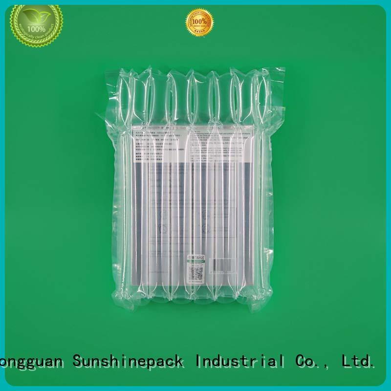 Sunshinepack Custom plastic bags for rice packaging Supply for transportation