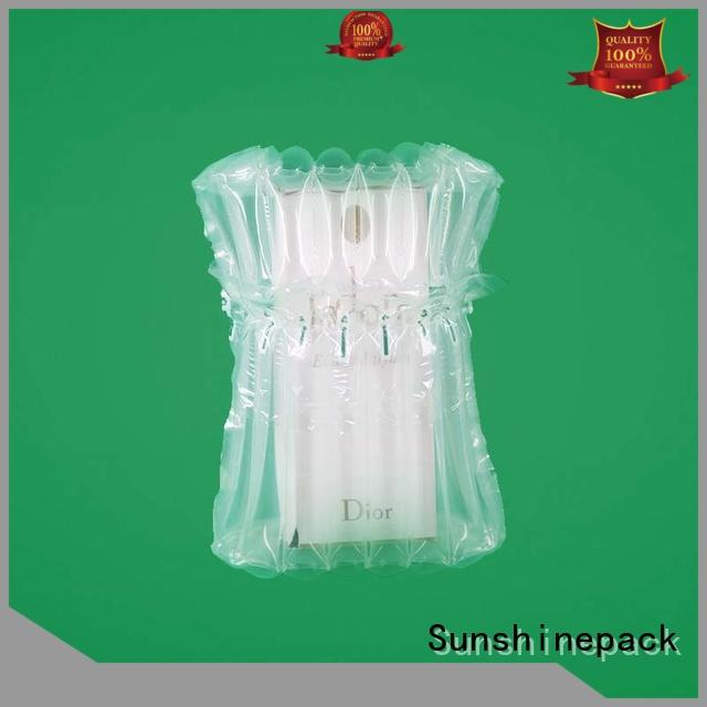 Sunshinepack high-quality packing air bags for delivery