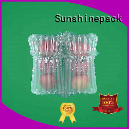 Sunshinepack Top wine air bag company for goods