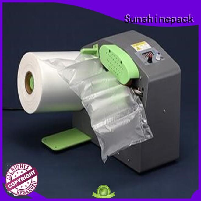 Sunshinepack Wholesale inflate machine for business for package